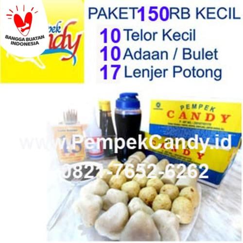 Foto Produk Pempek Candy - PAKET 150.000 Kecil - ASLI dari Pempek Candy
