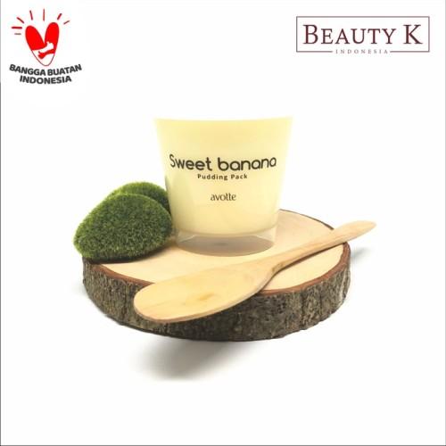 Foto Produk BeautyK Avotte Sweet Banana Pudding Pack dari BeautyK Indonesia