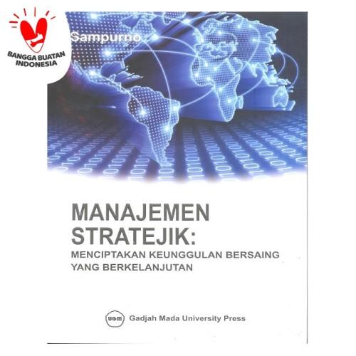 Foto Produk Manajemen Stratejik dari UGM Press Online