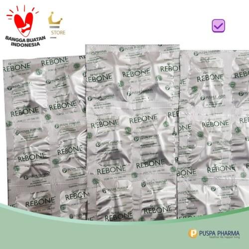 Foto Produk Rebone (Strip) - Memelihara kesehatan persendian dari Puspa Pharma Store