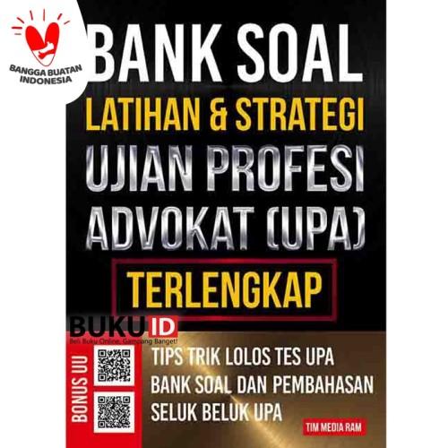 Foto Produk Bank Soal Latihan & Strategi Ujian Profesi Advokat (UPA) Terlengkap dari Buku ID