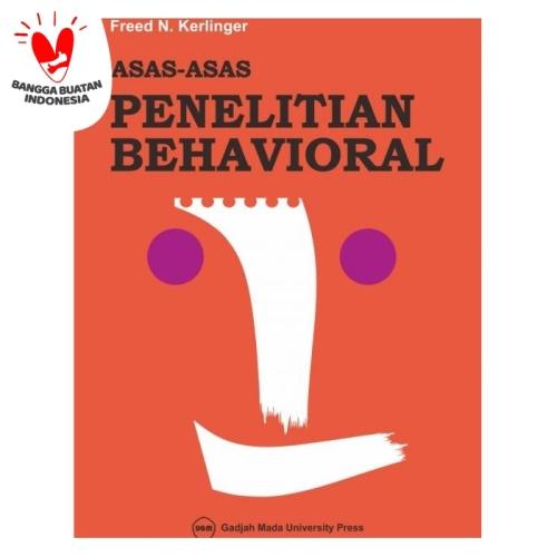 Foto Produk Asas-Asas Penelitian Behavioral dari UGM Press Online