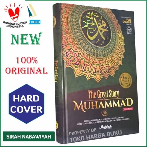 Foto Produk The Great Story Of Muhammad Edisi Revisi - Sirah Nabawiyah PM dari Toko Harga Buku