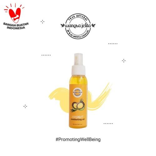 Foto Produk Wangsa Jelita Comforting Coconut Oil 100 ml dari Wangsa Jelita Official