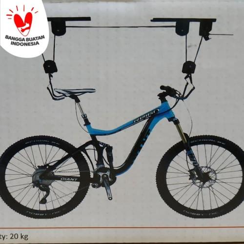 Foto Produk gantungan sepeda bike lift dari chiefendius