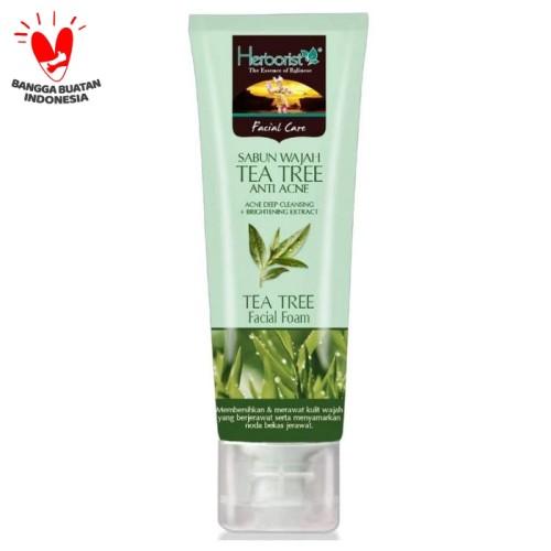 Foto Produk Herborist Facial Foam Zaitun 80 Gr - Tea Tree dari Raja Jaya Perkasa