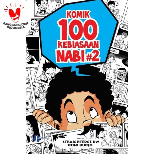 Foto Produk Komik 100 Kebiasaan Nabi Jilid 2 dari Pustaka Al-Kautsar