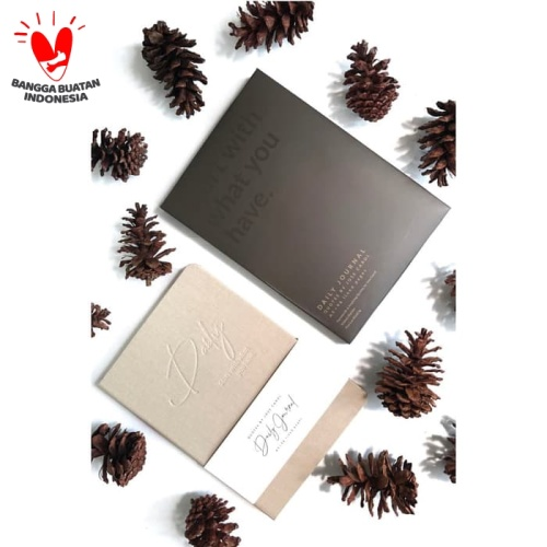 Foto Produk Daily Journal (Notebook) Jose Carol (Lined Pages) Brown dari Insight Unlimited