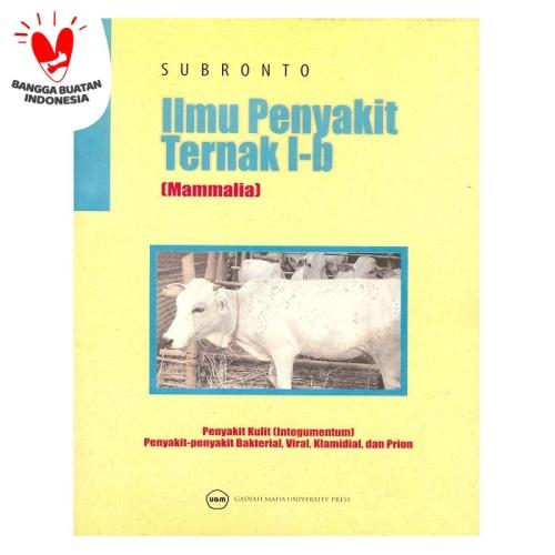 Foto Produk Ilmu Penyakit Ternak 1b dari UGM Press Online