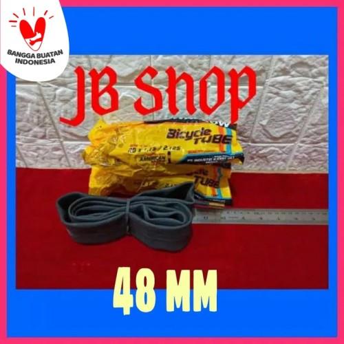 Foto Produk BAN DALAM SEPEDA 20 X 150 175 2125 SWALLOW 48 MM 20X150 20X175 20X2125 dari JB Shop 1
