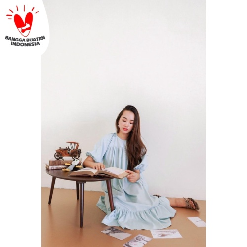 Foto Produk Jolie Clothing Kim Dress - all size dari Jolie Clothing