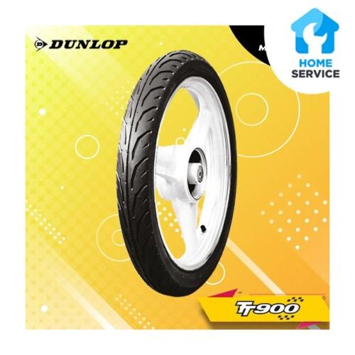 Foto Produk Dunlop TT900 120/80-17 WT Ban Motor dari Mahaputra Bengkel