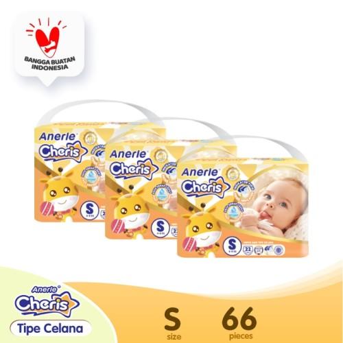 Foto Produk CHERIS Popok Bayi S22x3 Pack [Kemasan Regular] dari Cheris Official Store