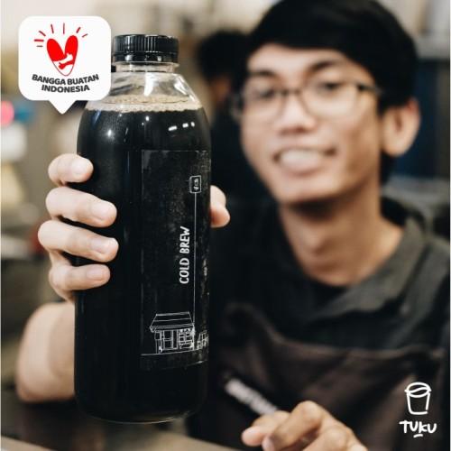 Foto Produk TUKU - TUKUCUR Cold Brew Tetangga 1 Liter dari Toko Kopi Tuku