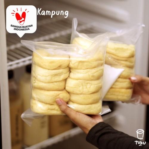 Foto Produk Donat Kampung-Frozen, Isi 10 pcs (Kkhusus kurir Instant & Same Day) dari Toko Kopi Tuku