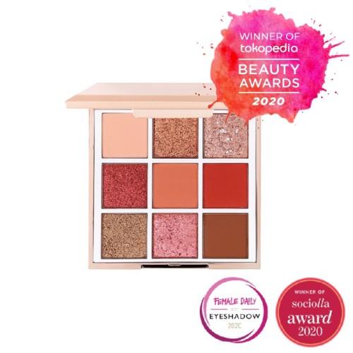 Foto Produk ESQA Goddess Eyeshadow Palette – Peach dari ESQA Cosmetics
