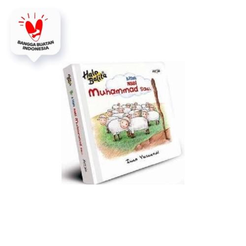 Foto Produk Halo Balita: Kisah Nabi Muhammad S.A.W - BOARDBOOK dari Mizanstore