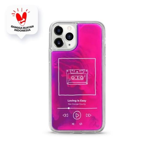 Foto Produk Playlist - Neon Case - Purple-Rose dari The Case Bible