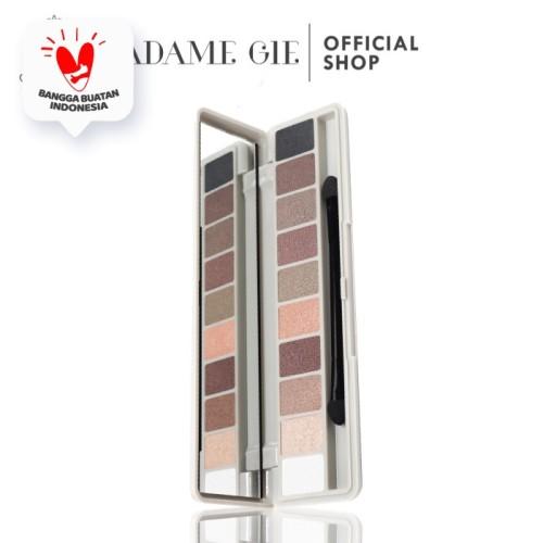 Foto Produk Madame Gie Eyeshadow Moondust Temptation Nomor 05 dari Madame Gie Official