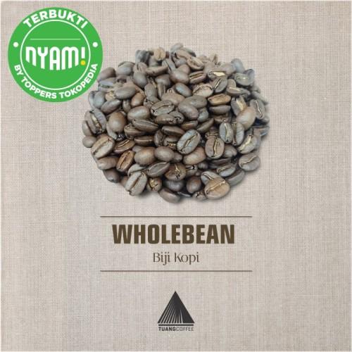 Foto Produk Premium - Roasted Bean 1kg - Natural Robusta - Flores Manggarai - Biji Kopi dari Tuang Coffee