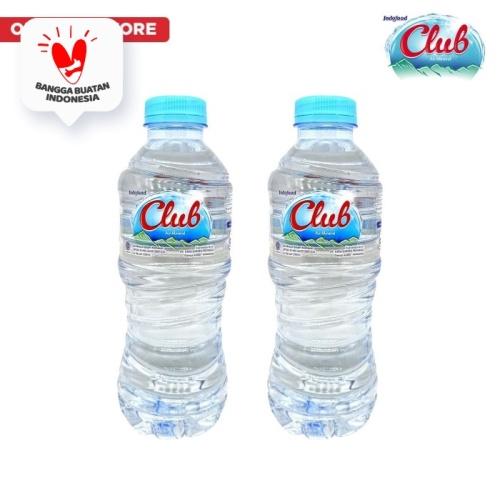 Foto Produk Club Air Mineral 330ml x 2 Pcs dari Indofood Beverages