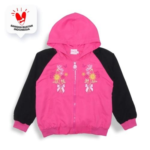 Foto Produk Jacket / Jaket Anak Perempuan Fuschia / Rodeo Junior Girl SPRING - Fuschia, 10-11 tahun dari Rodeo Junior