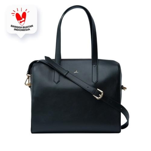 Foto Produk Povilo Siena Shoulder Bag Black dari POVILO
