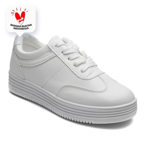 Foto Produk PVN Sepatu Sneakers Wanita Sport Shoes 288 - white, 38 dari PVN Official Store
