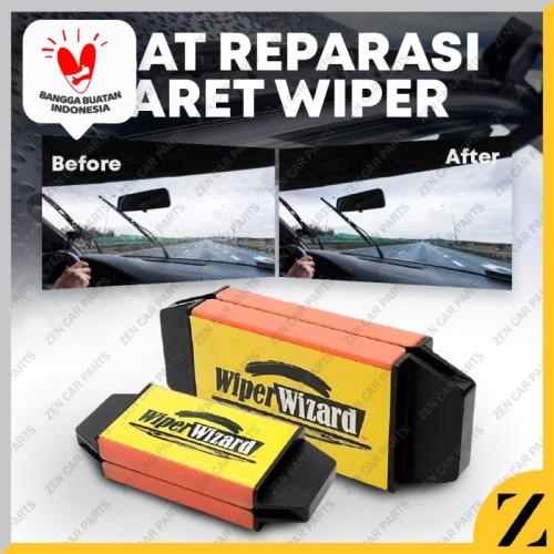 Foto Produk Alat Reparasi Wiper Mobil Lecet Kasar Berbunyi Asah repair Windshield dari Zen Car Parts