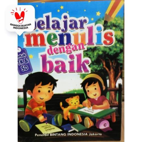 Foto Produk Buku Anak PAUD dan TK, belajar Membaca, Menulis, Menghitung utk pemula dari ALIDA