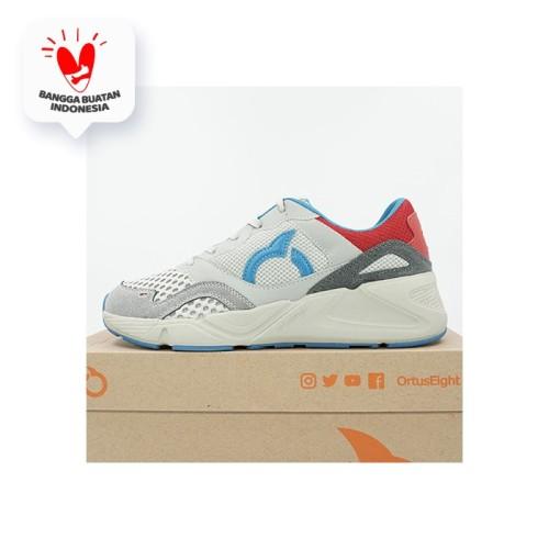 Foto Produk Sepatu Lari/Running Ortuseight Andromeda Grey Ocean 11030118 Original dari KING OF DRIBBLE