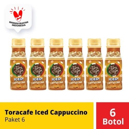 Foto Produk Toracafe Iced Cappuccino Paket 6 dari Mayora Official Store