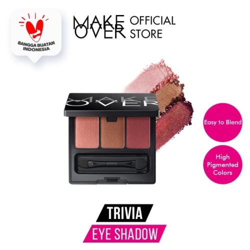 Foto Produk MAKE OVER Trivia Eye Shadow - First Sight dari Make Over Official Shop