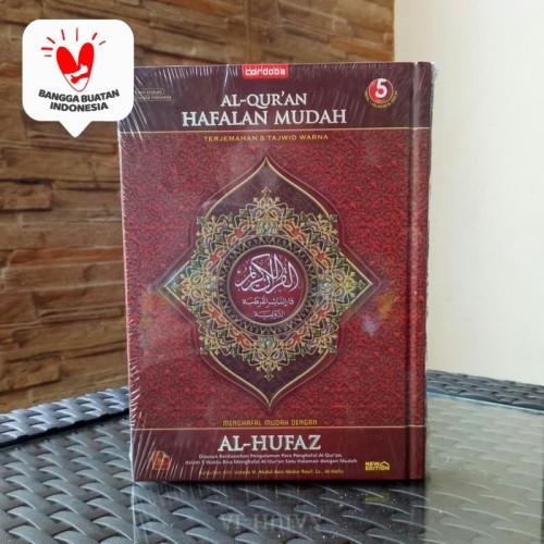 Foto Produk Alquran Hafalan Terjemah Al-Hufaz Tajwid Warna uk B6, Al-Quran Alhufaz dari ALIDA