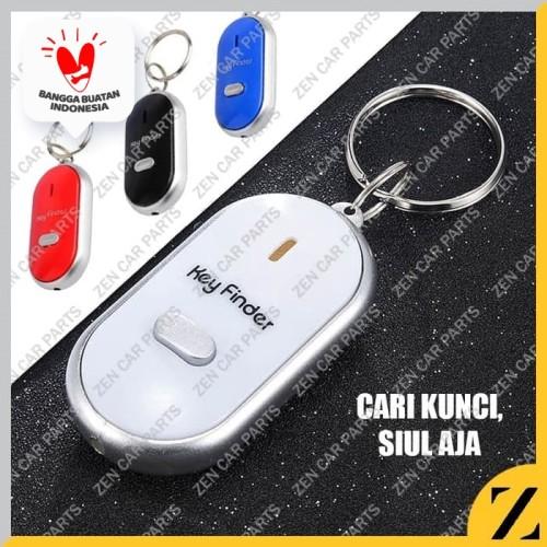 Foto Produk Gantungan Kunci Siul On Off Key Finder On Off - Merah dari Zen Car Parts