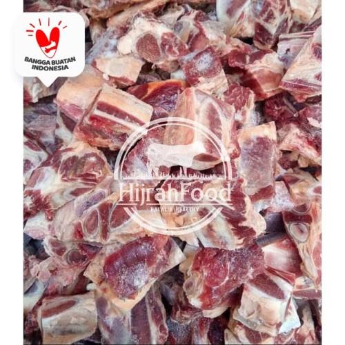 Foto Produk Daging Tulang Sop - Sapi (Qty. 1 kg) dari Hijrahfood Meatshop