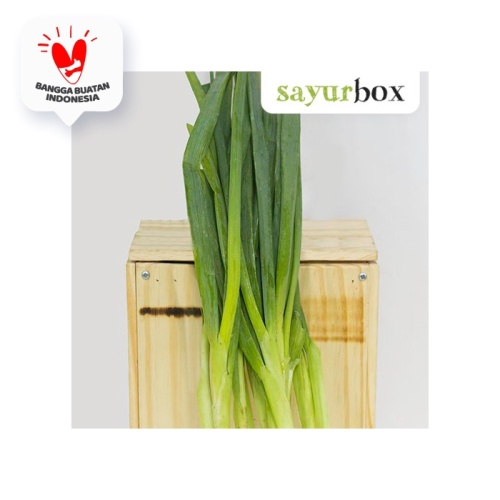 Foto Produk Daun Bawang (250gram) 250 gram Sayurbox dari Sayurbox