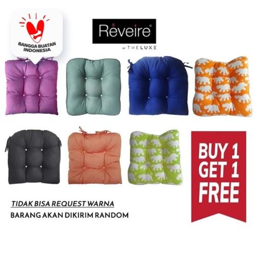 Foto Produk Bantal Duduk | Chairpad Reveire Uk 40x40 BUY 1 GET 1 dari The Luxe