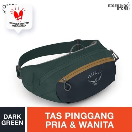 Foto Produk Osprey Daylite Waist - Dark Green dari Eigerindo Store