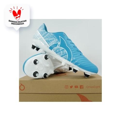 Foto Produk Sepatu Bola Ortuseight Catalyst Cypher SG Pale Cyan 11010241 Original - 41 dari KING OF DRIBBLE