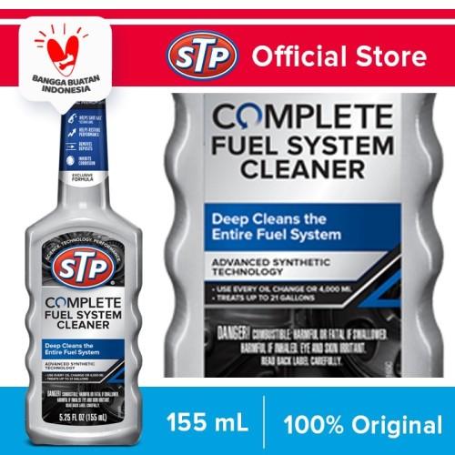 Foto Produk STP COMPLETE FUEL SYSTEM CLEANER 155 mL dari STP