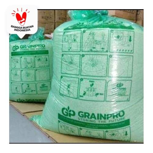 Foto Produk GrainPro Super Grainbag™ 50RT-Liner - 50KG - Cable Tie dari KOPI UJUNG