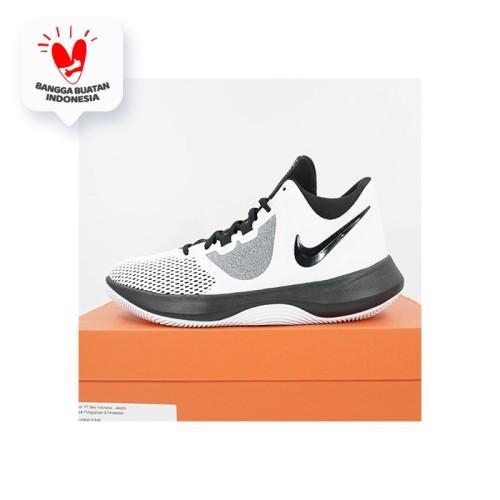 Foto Produk Sepatu Basket Nike Air Precision II White AA7069-100 Original BNIB dari KING OF DRIBBLE