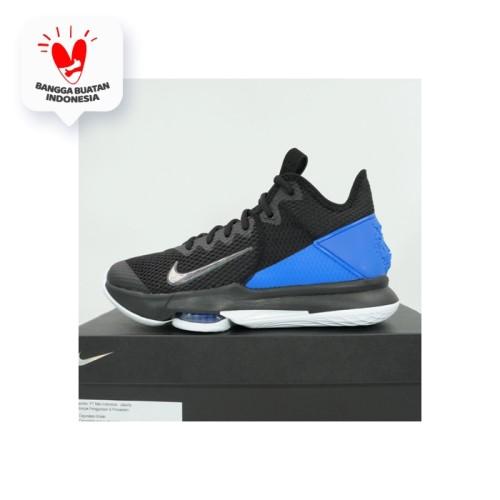 Foto Produk Sepatu Basket Nike Lebron Witness IV EP Black CD0188-007 Original BNIB dari KING OF DRIBBLE