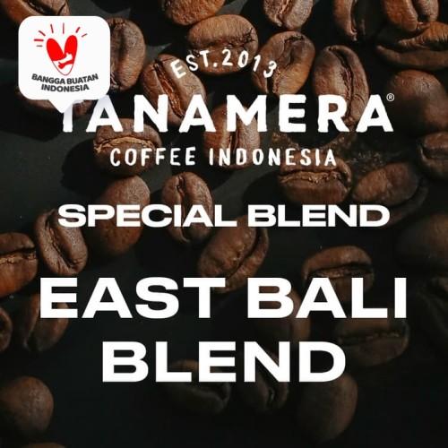 Foto Produk KOPI BLEND SPESIAL: EAST BALI BLEND, TANAMERA COFFEE - Fine Grind dari Tanamera Coffee