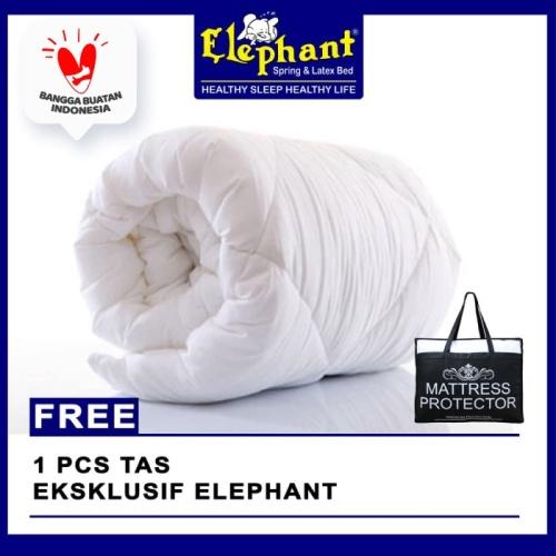 Foto Produk Mattress / Matras Protector / Pelindung kasur / cover matras Elephant - 90 x 200 x 35 dari Elephant Springbed