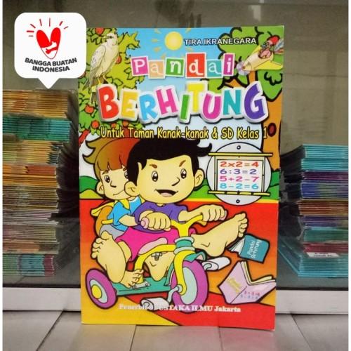 Foto Produk Buku Anak TK SD kelas 1, Pandai Berhitung - belajar Matematika dari ALIDA