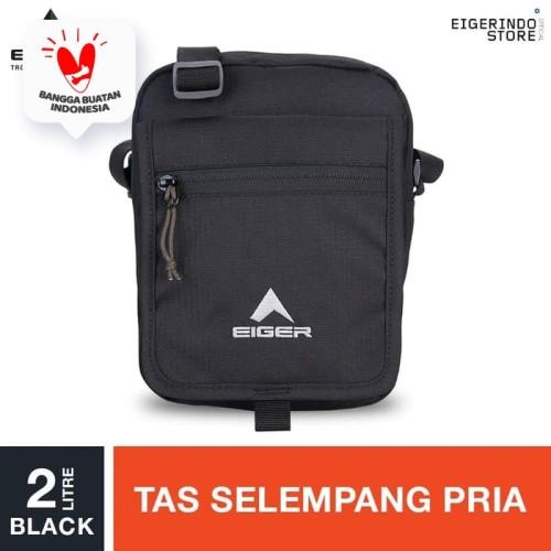 Foto Produk Eiger Tarsius 2.0 Travel Pouch 2L - Black dari Eigerindo Store