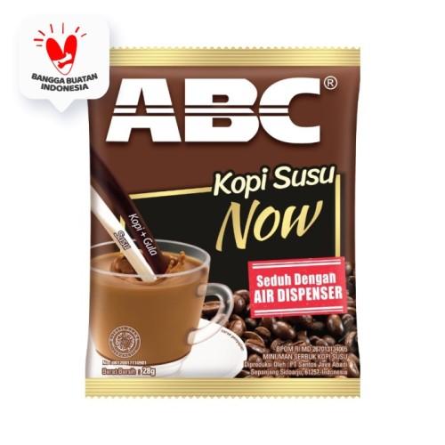 Foto Produk ABC Now Susu Bag [isi 10 sachet / 28 gram] dari Kapal Api Store