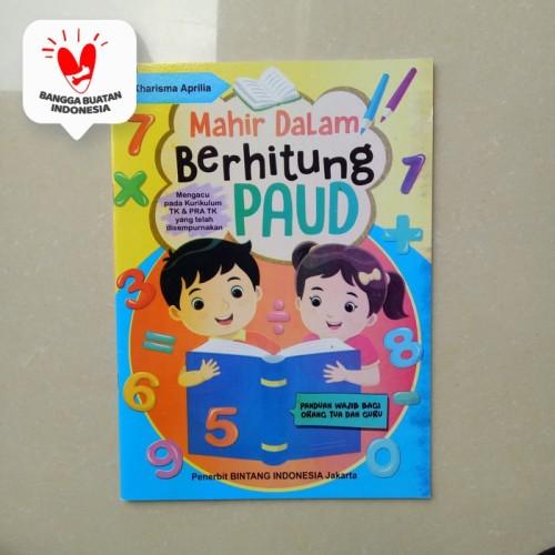 Foto Produk Buku Anak TK PAUD Mahir Dalam Berhitung, belajar berhitung matematika dari ALIDA